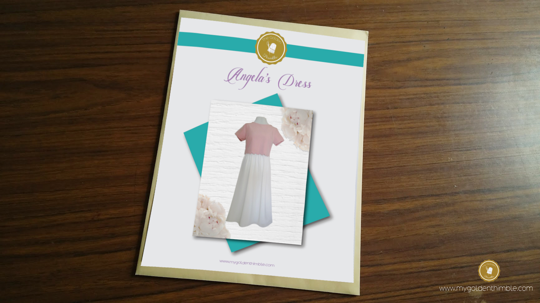 How to organize sewing patterns | My Golden Thimble