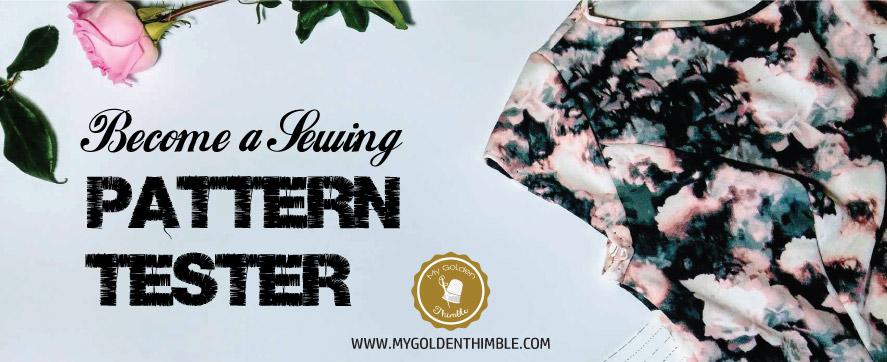 Sewing Pattern Tester Program   My Golden Thimble
