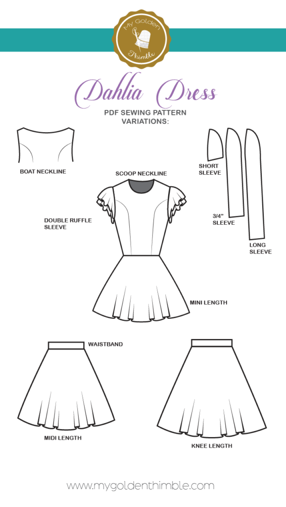 How To Sew An Evening Gown Beautiful And Easy Diy My Golden Thimble