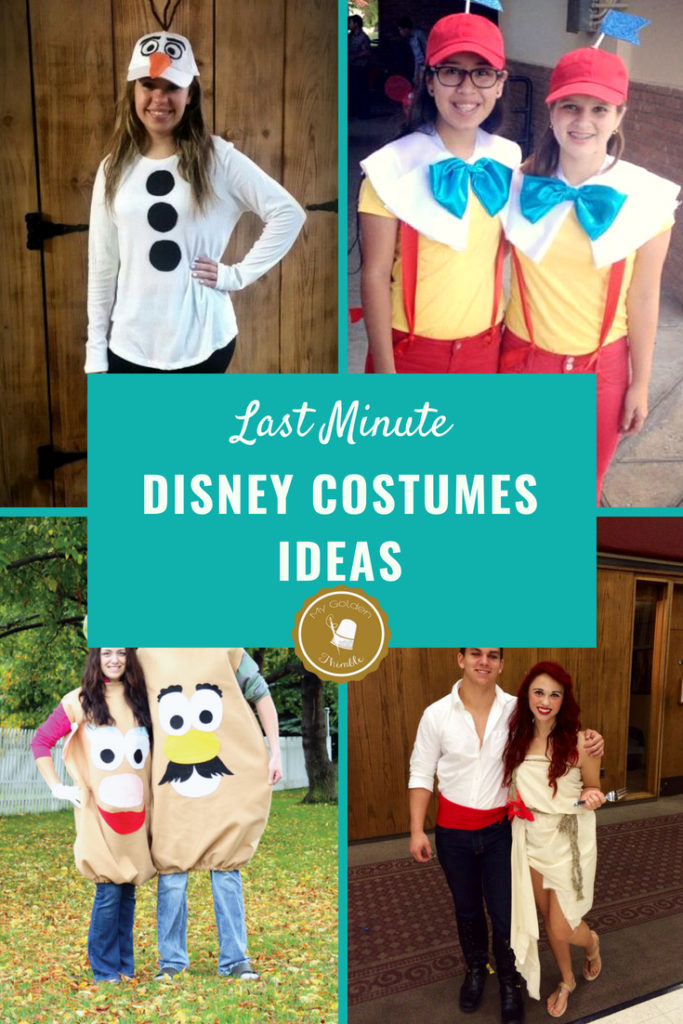 21 Amazing And Easy Disney Costumes To Sew This Halloween My